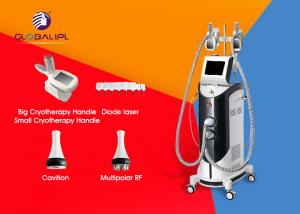 China Freeze Cryolipolysis RF Cavitation Machine For Slimming And Skin Rejuvenation on sale