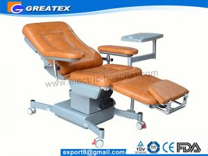 China Medical Equipment Supply Electric Blood Donation Chair with 3 Motors (GT-AD01) on sale