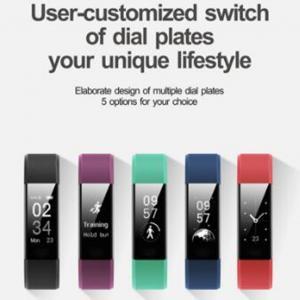 ID115 Plus Wristband Sport Heart Rate Smartband Fitness Tracker