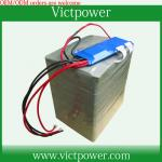 China 48v 15Ah lithium battery pack 13s5p with BMS and chareger wholesale