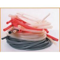 China 1.0mm - 110mm Silicone Rubber Heat Shrink Tubing for Electric Cable and Wire Insulation on sale