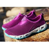 Low Top Upstream Comfortable Athletic Shoes For Lovers Easy Dry Mesh Net Surface