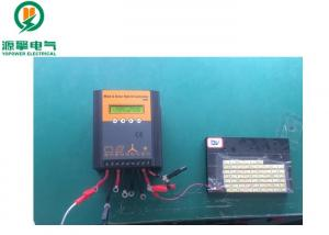China Heat Sink Cooling Wind Solar Hybrid Controller , Wind Generator Charge Controller on sale