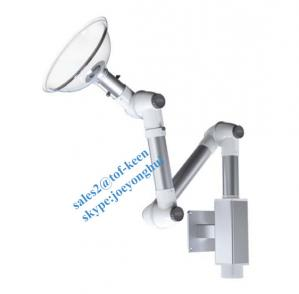 China wall mounted aluminum fume extraction arm, popular fume arm, chemical fume extractor on sale