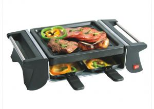China Patent indoor non-stick Electric BBQ Grill XJ-7K126 on sale