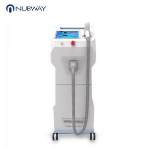 China Newest tech beauty salon use vertical 808nm diode laser permanent hair removal machine on sale