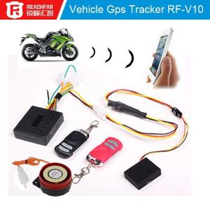 China Micro MINI GPS Tracker Type worlds smallest gps tracking device RF-V10 widely used for cars,motorcycle on sale