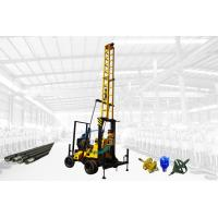 Deep AKL -600c Water Well Drilling Rigs Durable Hydraulic Drilling Machine