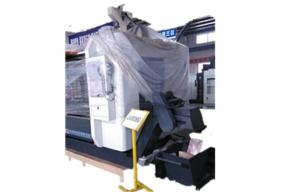 China High Precision horizontal machining center / high speed cnc milling machine on sale