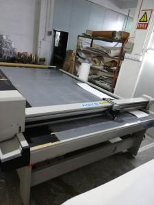 China Big Size Lampshade CNC Cutting Table Production Making Machine on sale