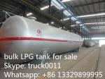 販売のための大きさLPGタンク、調理のためのLPGのガスのセミトレーラー、販売のための熱い販売LPGのガス貯蔵タンク