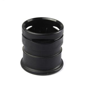 China Plastic Multi Cavity Injection Moulding Pipe Screw Mould With Black Or Polish Surface on sale