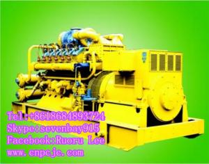 China Series 190 outer mixing gas engines and gensets on sale