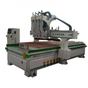 China Stable Cnc Wood Carving Machine With Large Compatibility Of Drawing Software on sale