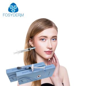 China Odm Oem Hyaluronic Acid Facial Filler Gel Injection 6 - 18 Months Duration on sale