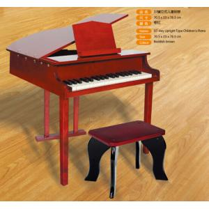 China Upscale 37 Key Whole Solidwood Classic Mini Toy Wooden Piano Music Toy Grand Type  FS37 on sale