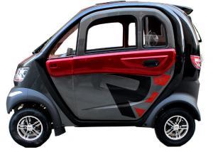 China LCD Mini Electric Car 60V 1200W Rear 4 Wheels Drive Motor Smart Aluminium Hub on sale