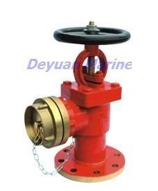 China Marine Flanged Fire Hydrants on sale