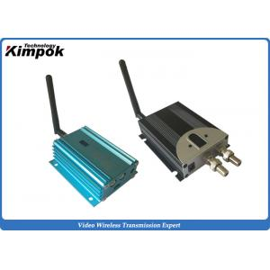 China 30km Aerial to ground Wireless Video Sender 2000mW Surveillance Video Camera Transmitter on sale