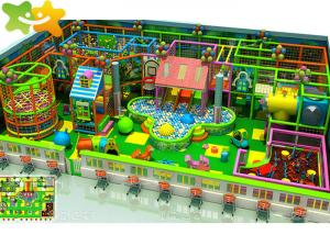 China Commercial Children Soft Play Equipment Kids Games Indoor Playground Equipment on sale
