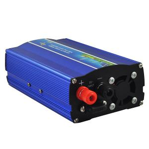China Hanfong ZA300W 220V dc to ac inverter blue power invertor,High quality 220V Inverter 300W  CE roHS ISO9001 on sale