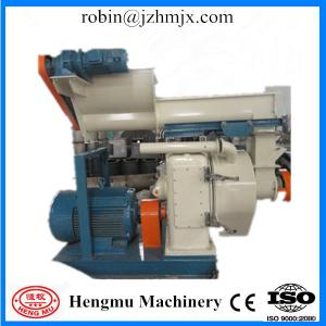China Most welcomed in South America and European simple process wood pellet machine on sale