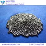 Boule de meulage de carbure de vente de sphère chaude de carbure cimenté pour l'incidence de précision