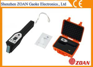 China Lightweight Handheld Chemical Detector , Chemical Detection Device High Sensitivity on sale
