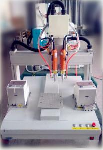 China Benchtop Screw Tightening Machine Single Station Adsorption DSP Control on sale