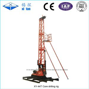 China Core Drilling Rig with towel 10m XY - 44T on sale