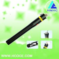 China 650nm laser pen type cable fault locator fiber optic visual fault locator on sale