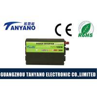 China Modified Sine Wave Auto Power Inverter , 12V / 24V 1000 Watt Car Power Converter on sale