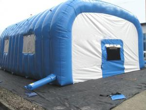 China portable air shop inflatable building arena on sale