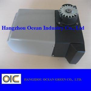 China 280W 370W 550W 750W 900W Sliding Gate Motor Sliding Door Operator With CE Certificate on sale