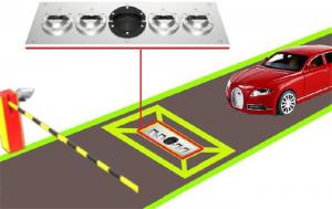 China Wide Vision Under Vehicle Surveillance System UVSS , Automatic Under Vehicle Inspection System on sale