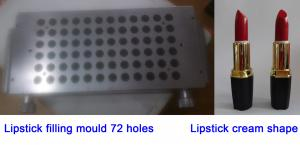 China Foundation mould lipstick mould from China on sale