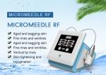 Skin Care Fractional RF Microneedle Machine 3.0mm Depth Portable Type