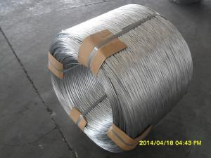 China 22# hot dip galvanized steel wire on sale