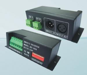 China DMX Decoder LED 4 Channel RGBW on sale