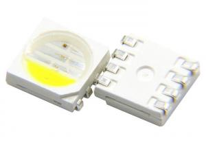 China 3528 RGBW SMD LED Chip 0.2W 0.5W 120° No Chip Color Bias For LED Tube Light on sale