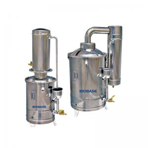 China Biobase New Product Electric-heating Water Distiller Price Hot for Sale on sale