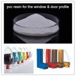 High Quality Factory White Powder Suspension Grade PVC Resin SG5 K 65-67 for PVC Window & Door Profile