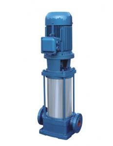 China GDL high pressure vertical centrifugal pump for water circulation on sale