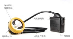 China KL5M led miners cap lamp on sale