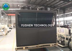 China Multi Functional Commercial Air Source Heat Pump Long Heating Time 62 DBA on sale