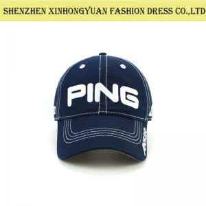Quality Blue Acryl   Cotton Baseball Caps Outdoor Camp Military Boonie Hat  for sale ... 4d9538a7fa2