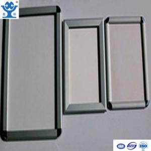 China High grade quality aluminum led snap frame on sale