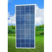 TUV/IEC Certificate poly solar panel solar module 120W-160W lifetime 25years