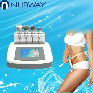 China Ultrasound Cavitation slimming machine / RF skin tightening , wrinkle removal , cellulite on sale