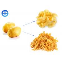 China High Speed Food Industry Machines / Fully Automatic Potato Chips Production Line on sale